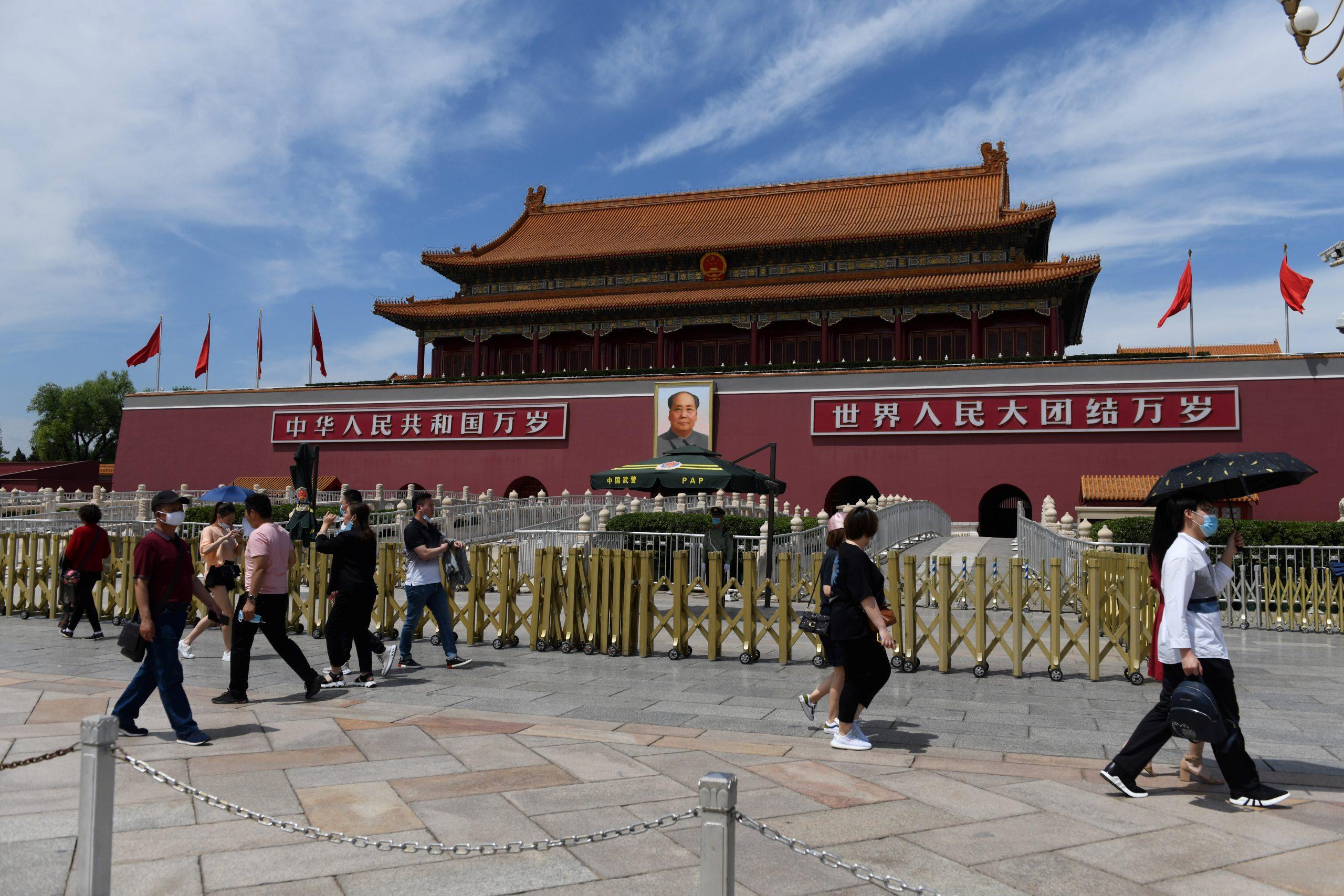 Website en app NOS geblokkeerd in China