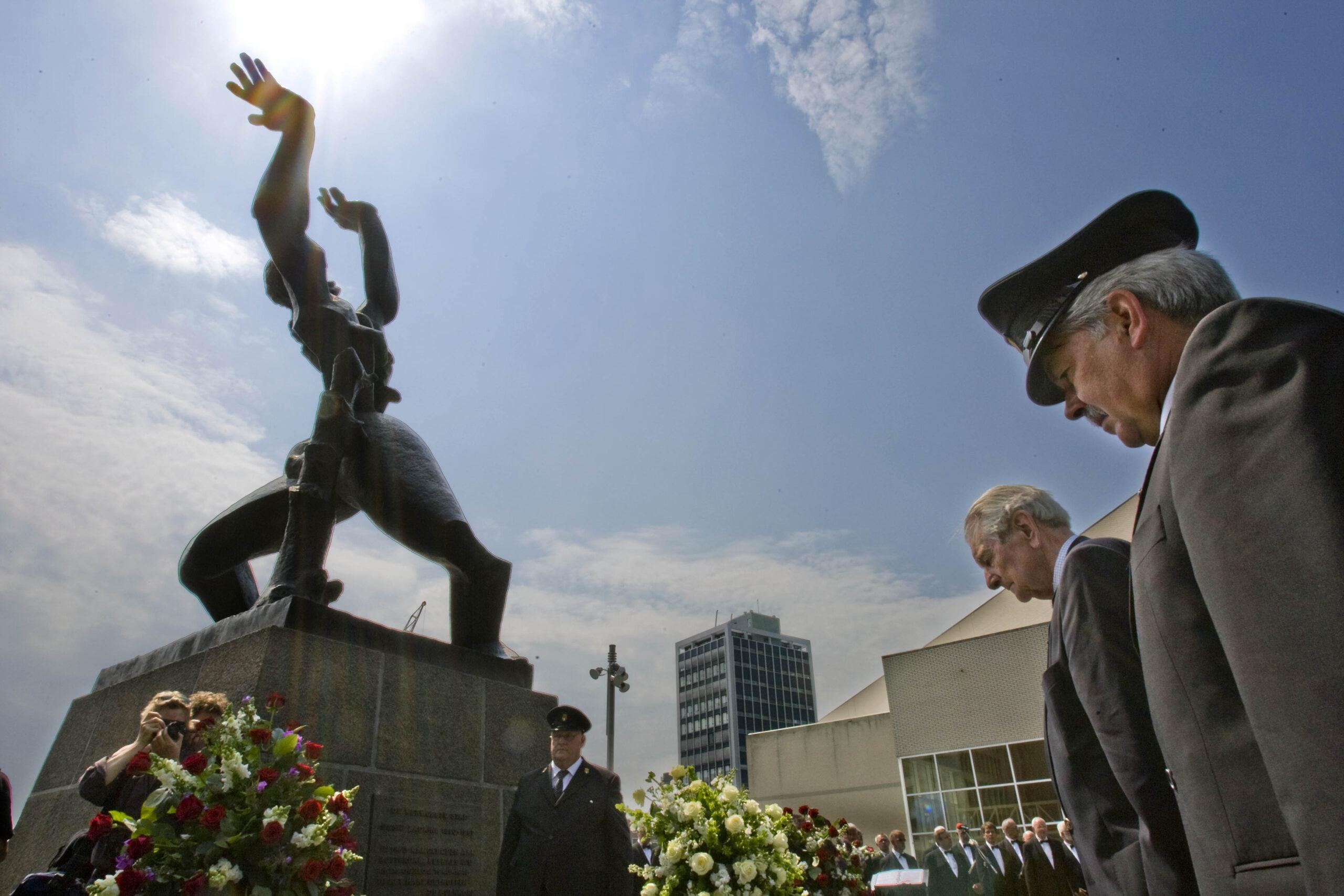 75 Jaar bombardement op Rotterdam