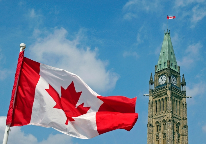 70 jaar Bevrijding: Koningspaar in Canada