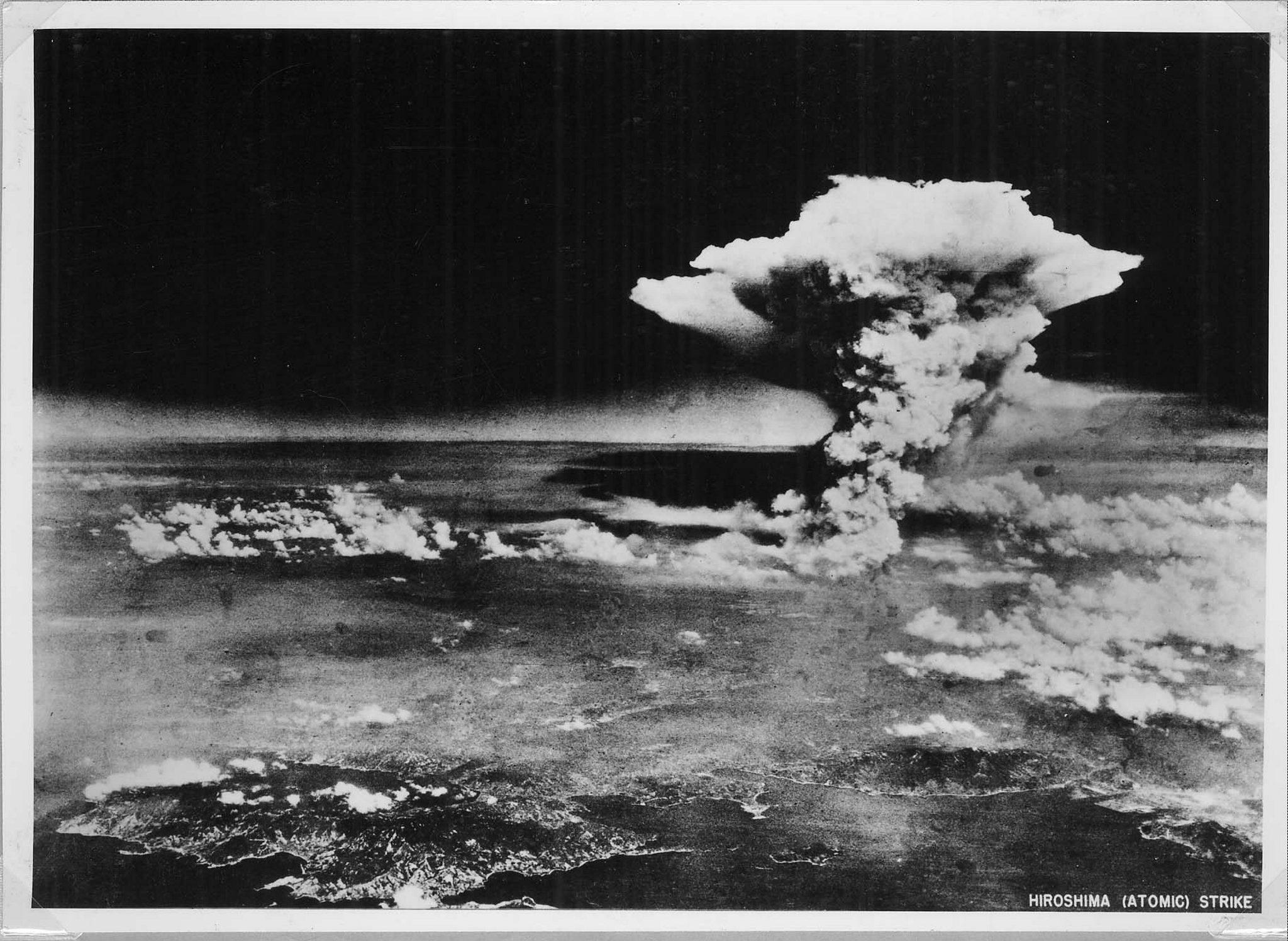 Extra NOS-programma herdenking Hiroshima
