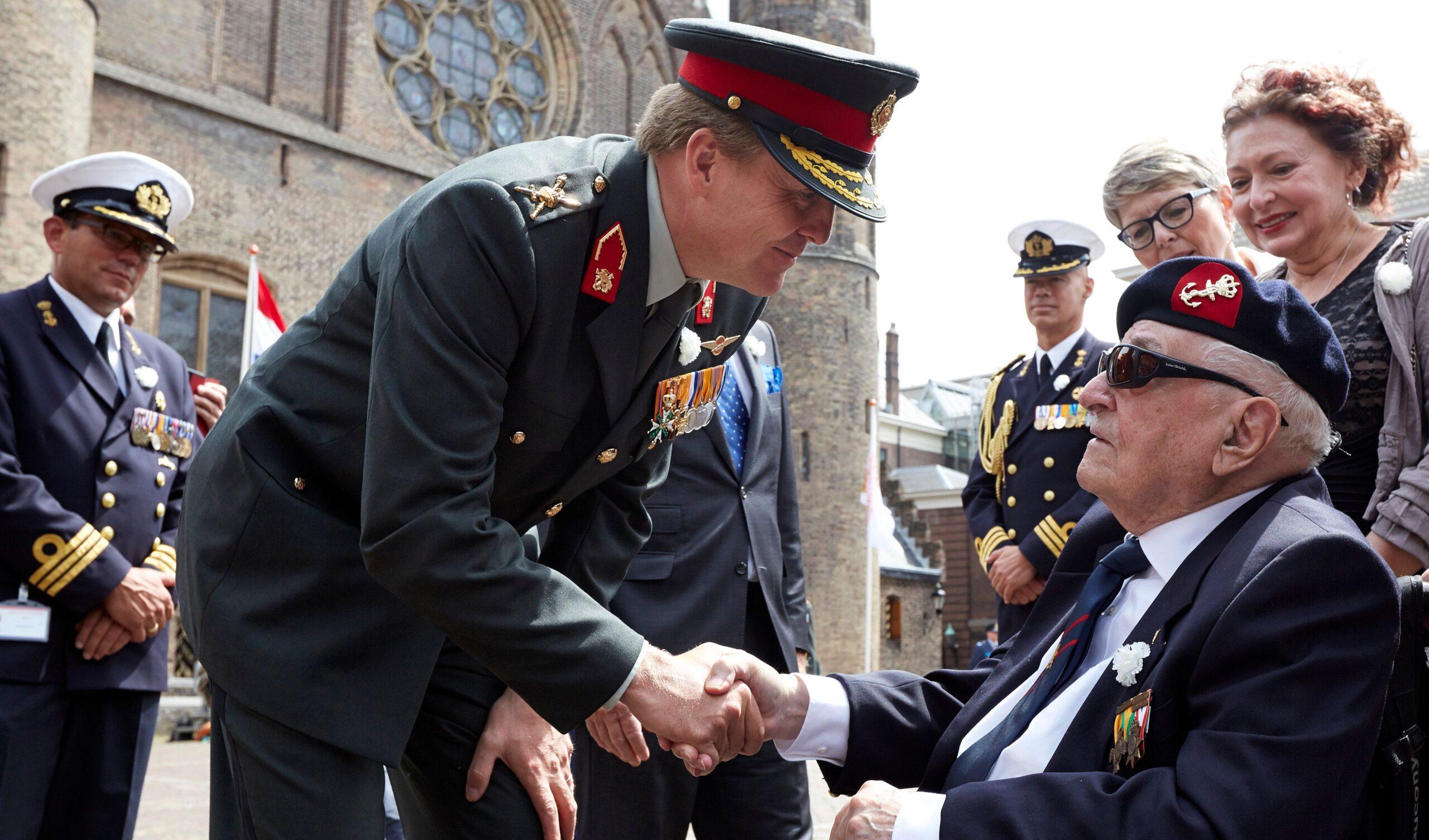 Veteranendag 2015 in Den Haag